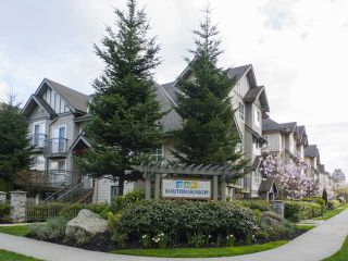 "Photo 1: # 23 7503 18TH ST in Burnaby: Edmonds BE Condo for sale in ""SOUTHBOROUGH"" (Burnaby East)  : MLS®# V963235"