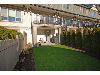 """Photo 17: 184 3105 DAYANEE SPRINGS Boulevard in Coquitlam: Westwood Plateau Townhouse for sale in """"DAYANEE SPRIGS"""" : MLS®# V1057307"""
