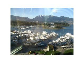 """Photo 1: 1403 555 JERVIS Street in Vancouver: Coal Harbour Condo for sale in """"HARBOURSIDE PARK"""" (Vancouver West)  : MLS®# V880539"""
