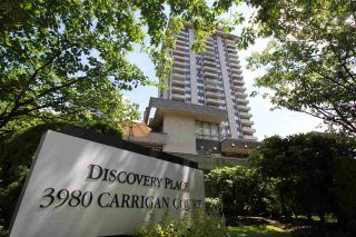 """Photo 1: 202 3980 CARRIGAN Court in Burnaby: Government Road Condo for sale in """"DISCOVERY PLACE"""" (Burnaby North)  : MLS®# R2388649"""