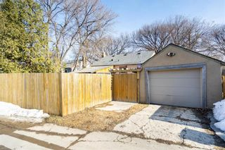Photo 23: 1009 Fleet Avenue in Winnipeg: Crescentwood Residential for sale (1Bw)  : MLS®# 202006897