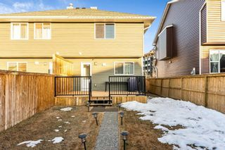 Photo 22: 61 Auburn Meadows View SE in Calgary: Auburn Bay Semi Detached for sale : MLS®# A1081064