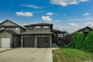 Photo 1: 706 Atton Crescent in Saskatoon: Evergreen Residential for sale : MLS®# SK864424