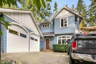 Photo 1: 1362 Sunnyside Drive in North Vancouver: Capilano NV House for sale : MLS®# R2490150