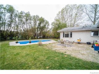 Photo 16: 60 PALMTREE Bay: Oakbank Residential for sale (R04)  : MLS®# 1625523