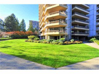 """Photo 2: 1106 2041 BELLWOOD Avenue in Burnaby: Brentwood Park Condo for sale in """"ANOLA PLACE"""" (Burnaby North)  : MLS®# V1094045"""