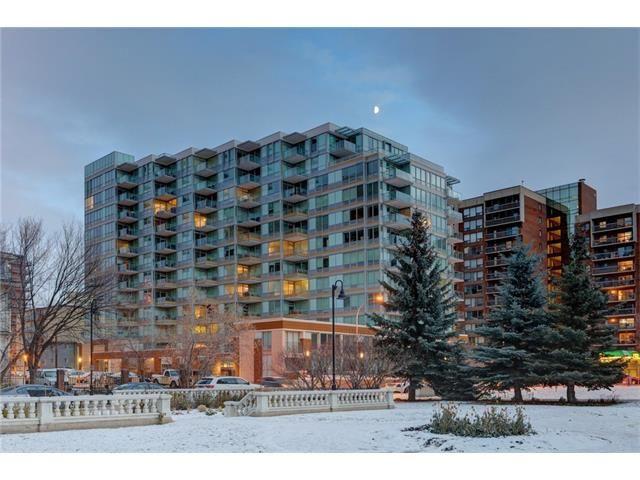 Main Photo: 1101 626 14 Avenue SW in Calgary: Beltline Condo for sale : MLS®# C4051269