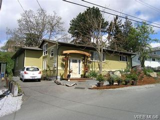 Photo 1: 2586 Wentwich Rd in VICTORIA: La Mill Hill House for sale (Langford)  : MLS®# 703032