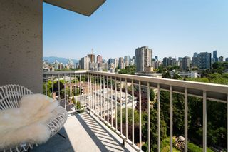 """Photo 10: 1505 1740 COMOX Street in Vancouver: West End VW Condo for sale in """"THE SANDPIPER"""" (Vancouver West)  : MLS®# R2602814"""