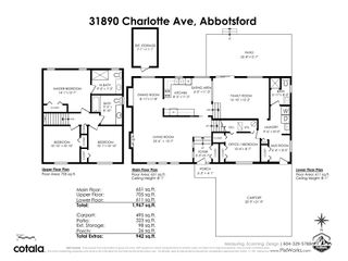 Photo 40: 31890 CHARLOTTE Avenue: House for sale in Abbotsford: MLS®# R2560165