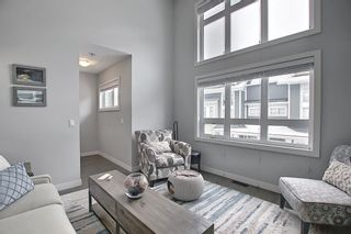 Photo 11: 191 Silverado Plains Park SW in Calgary: Silverado Row/Townhouse for sale : MLS®# A1086865