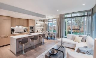 """Photo 3: 22 3483 ROSS Drive in Vancouver: University VW Townhouse for sale in """"POLYGON NOBEL PARK RESIDENCES"""" (Vancouver West)  : MLS®# R2532982"""