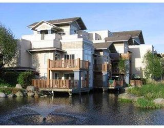 """Photo 1: 226 5600 ANDREWS Road in Richmond: Steveston South Condo for sale in """"LAGOONS"""" : MLS®# V655843"""