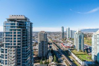"""Photo 20: 2601 2008 ROSSER Avenue in Burnaby: Brentwood Park Condo for sale in """"SOLO District Stratus"""" (Burnaby North)  : MLS®# R2542732"""