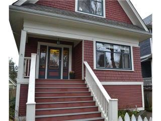 Photo 1: 21 E 17TH AV in Vancouver: Main House for sale (Vancouver East)  : MLS®# V1046618