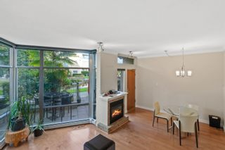 """Photo 10: TH117 1288 MARINASIDE Crescent in Vancouver: Yaletown Townhouse for sale in """"Crestmark I"""" (Vancouver West)  : MLS®# R2625173"""