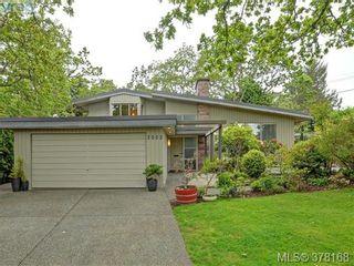 Photo 1: 3552 Kelsey Pl in VICTORIA: OB Henderson House for sale (Oak Bay)  : MLS®# 759345
