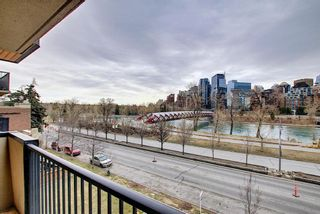 Main Photo: 404 916 Memorial Drive NW in Calgary: Sunnyside Apartment for sale : MLS®# A1092691