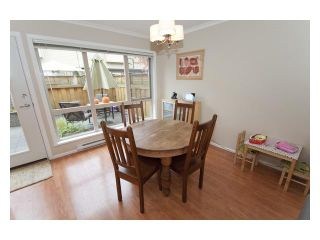 "Photo 5: 8 2389 CHARLES Street in Vancouver: Grandview VE Townhouse for sale in ""CHARLES PLACE"" (Vancouver East)  : MLS®# V858110"