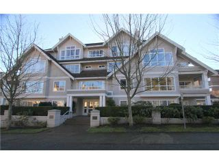 Photo 1: # 101 5500 13A AV in Tsawwassen: Cliff Drive Condo for sale : MLS®# V1102204