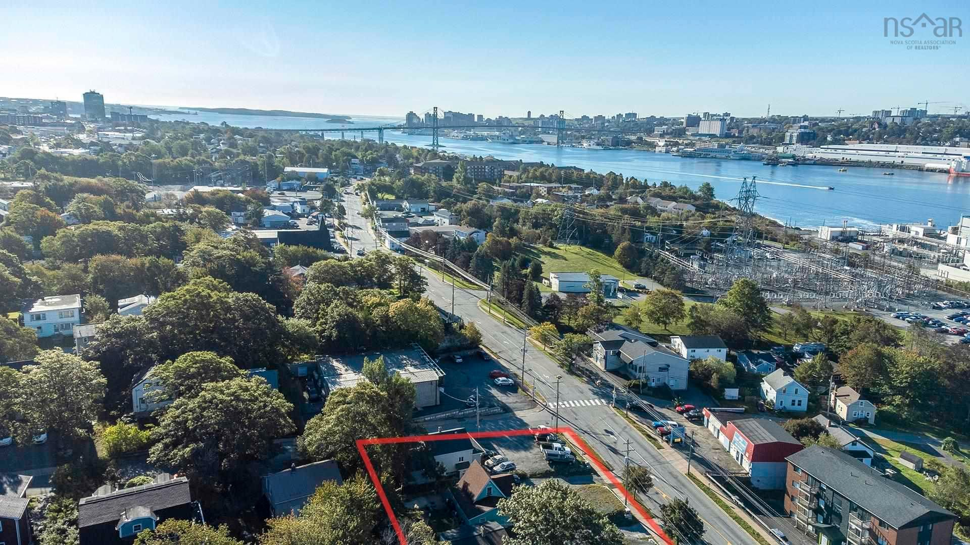 Main Photo: 330/332/334 Windmill Road in Dartmouth: 10-Dartmouth Downtown To Burnside Vacant Land for sale (Halifax-Dartmouth)  : MLS®# 202125777