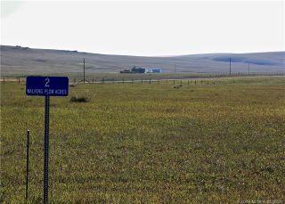 Photo 1: 2 Walking Plow Estates in Rural Pincher Creek No. 9, M.D. of: Land for sale : MLS®# LD0144002