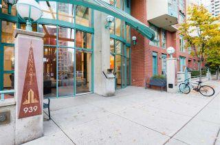 "Photo 25: 509 939 HOMER Street in Vancouver: Yaletown Condo for sale in ""PINNACLE YALETOWN"" (Vancouver West)  : MLS®# R2541614"