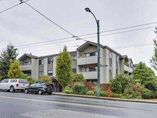 "Photo 1: 201 725 COMMERCIAL Drive in Vancouver: Hastings Condo for sale in ""PLACE DE VITO"" (Vancouver East)  : MLS®# R2332392"