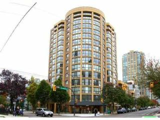 "Photo 1: 316 488 HELMCKEN Street in Vancouver: Yaletown Condo for sale in ""ROBINSON TOWER"" (Vancouver West)  : MLS®# V1101379"