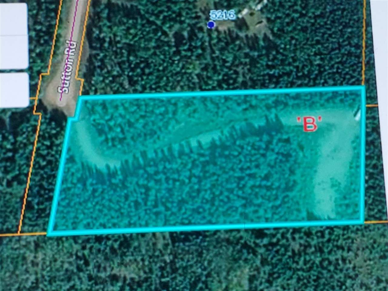 Photo 1: Photos: LOT 6 SUTTON Road in Quesnel: Quesnel - Rural North Land for sale (Quesnel (Zone 28))  : MLS®# R2509857
