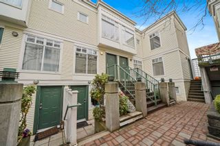 """Main Photo: 310 3727 W 10TH Avenue in Vancouver: Point Grey Townhouse for sale in """"Folkstone"""" (Vancouver West)  : MLS®# R2627558"""