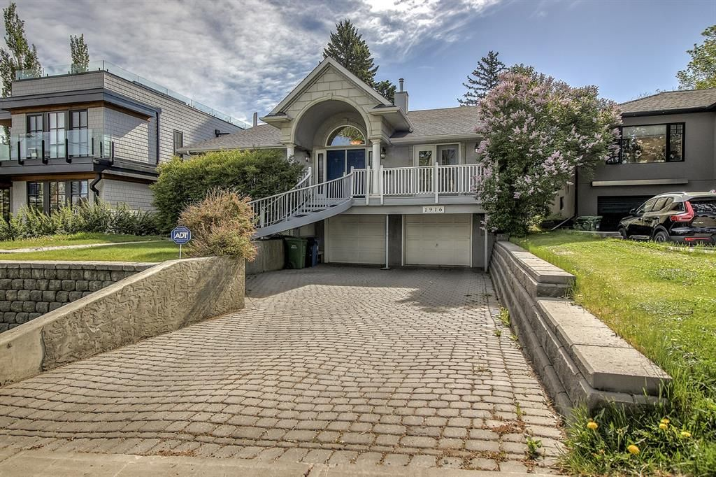 Main Photo: 1916 10A Street SW in Calgary: Upper Mount Royal Detached for sale : MLS®# A1016664