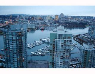 """Photo 5: 3605 1009 EXPO Boulevard in Vancouver: Downtown VW Condo for sale in """"LANDMARK 33"""" (Vancouver West)  : MLS®# V684446"""
