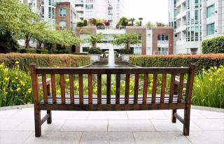 """Photo 3: 808 1500 HORNBY Street in Vancouver: Yaletown Condo for sale in """"888 BEACH"""" (Vancouver West)  : MLS®# R2065574"""
