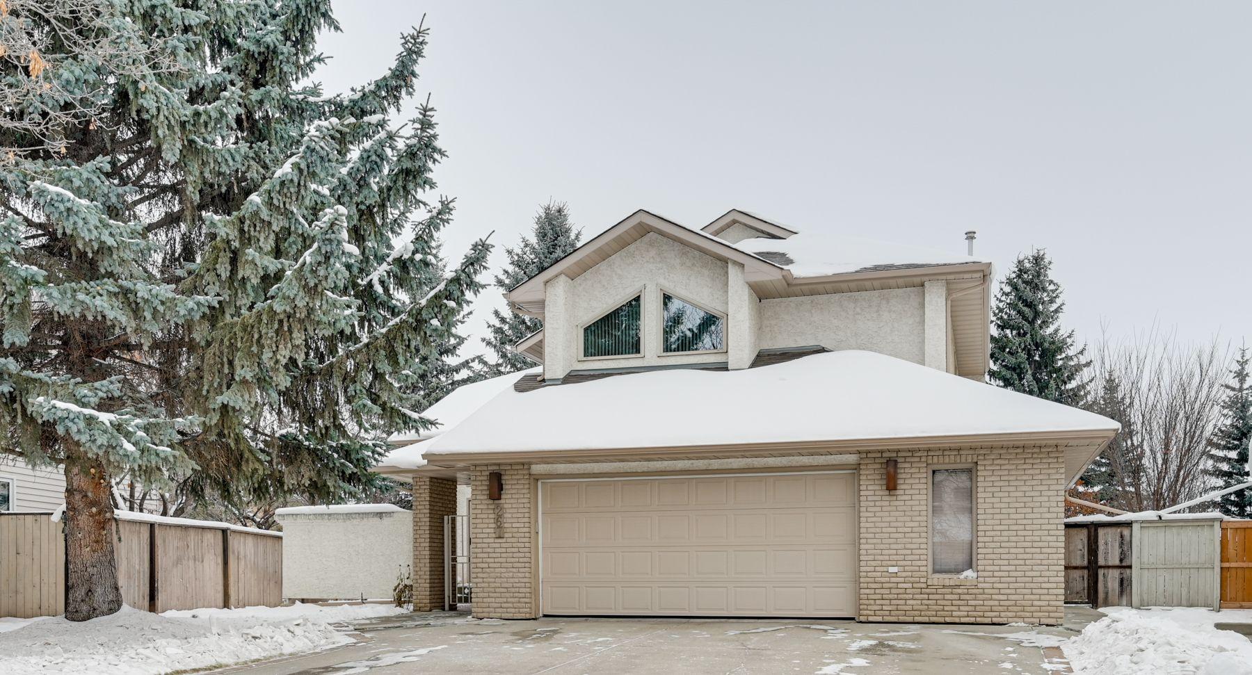 Main Photo: 267 Heagle Crescent in Edmonton: House for sale