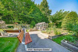 """Photo 35: 101 2963 BURLINGTON Drive in Coquitlam: North Coquitlam Condo for sale in """"Burlington Estates"""" : MLS®# R2496011"""