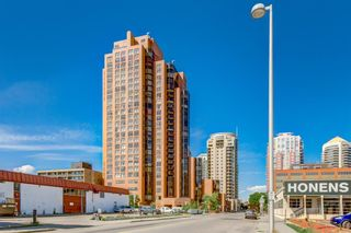 Main Photo: 2304 1100 8 Avenue SW in Calgary: Downtown West End Apartment for sale : MLS®# A1133050