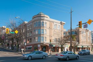 """Photo 1: 313 332 LONSDALE Avenue in North Vancouver: Lower Lonsdale Condo for sale in """"CALYPSO"""" : MLS®# R2598785"""