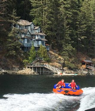 """Photo 38: 5025 INDIAN ARM in North Vancouver: Deep Cove House for sale in """"DEEP COVE"""" : MLS®# R2506418"""