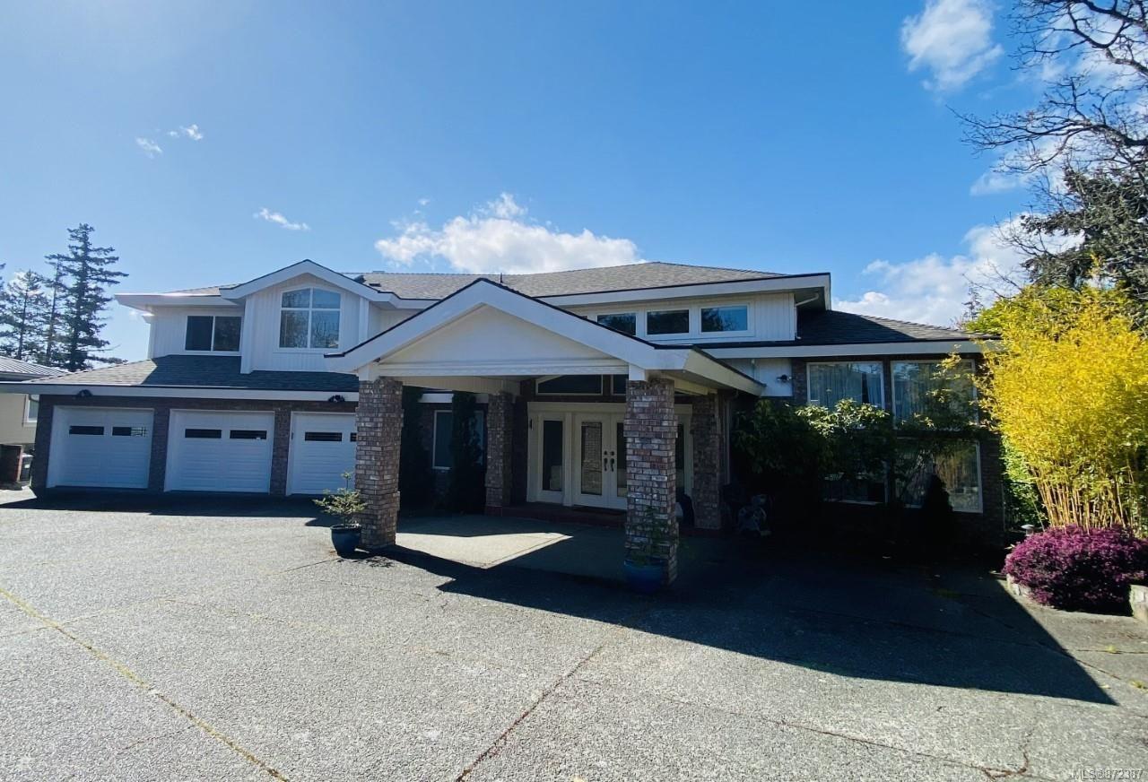 Main Photo: 4385 Wildflower Lane in : SE Broadmead House for sale (Saanich East)  : MLS®# 872387