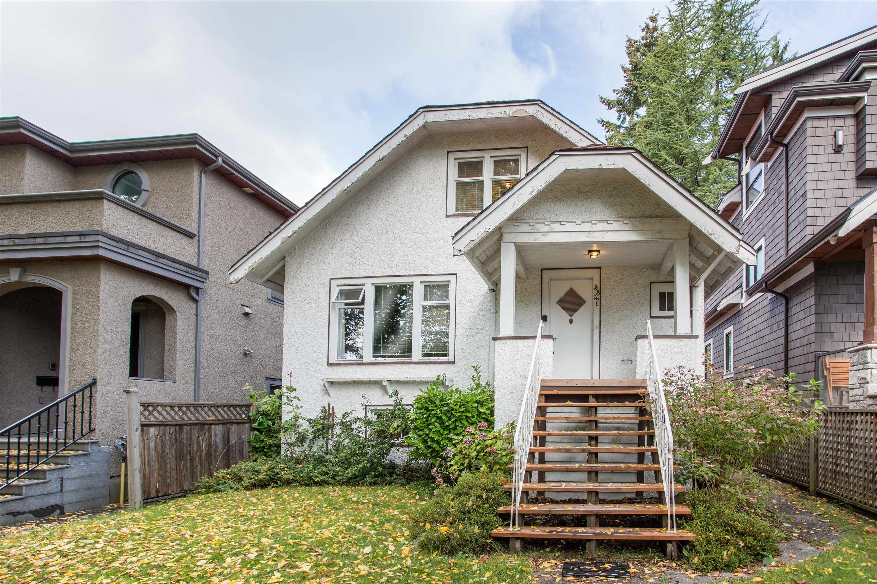 Main Photo: 3841 W 24TH Avenue in Vancouver: Dunbar House for sale (Vancouver West)  : MLS®# R2623159