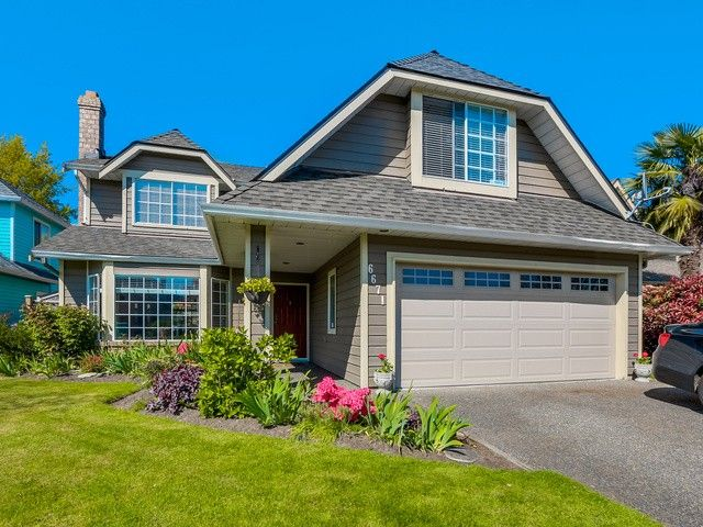 Main Photo: 6671 London Court in Delta: Holly House for sale (Ladner)  : MLS®# V1117493