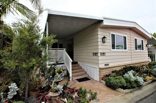Photo 1: CARLSBAD WEST Manufactured Home for sale : 2 bedrooms : 7027 San Bartolo St #43 in Carlsbad