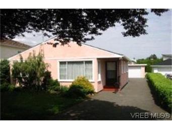 Main Photo:  in VICTORIA: Vi Oaklands House for sale (Victoria)  : MLS®# 366551