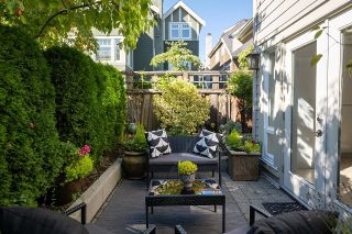 """Photo 12: 4472 W 8TH Avenue in Vancouver: Point Grey Townhouse for sale in """"Sasamat Gardens"""" (Vancouver West)  : MLS®# R2618782"""