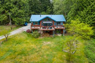 Photo 1: 12438 BELL Street in Mission: Stave Falls House for sale : MLS®# R2572802