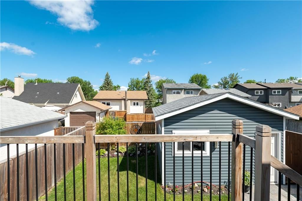 Photo 25: Photos: 57 Maitland Drive in Winnipeg: River Park South Residential for sale (2F)  : MLS®# 202116351