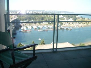 Photo 12: # 1902 1005 BEACH AV in Vancouver: West End VW Condo for sale (Vancouver West)  : MLS®# V1093565