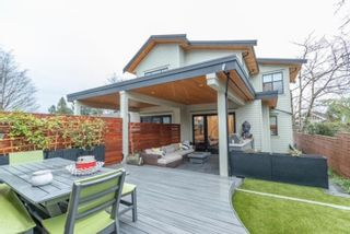 Photo 1: 358 E 11TH Street in North Vancouver: Central Lonsdale 1/2 Duplex for sale : MLS®# R2578539