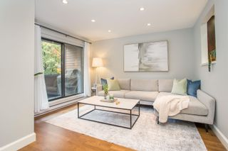 """Main Photo: 3349 MOUNTAIN Highway in North Vancouver: Lynn Valley Townhouse for sale in """"Village on the Creek"""" : MLS®# R2627151"""